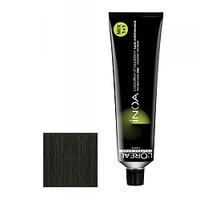 LOreal Professionnel INOA ODS2 - Краска для волос ИНОА ODS 2 без аммиака 3 темный шатен 60 млКраска для волос<br>Технология ODS2 - усиленное покрытие седины до 100%. 6 недель интенсивного увлажнения +50% блеска.Краска Иноа не имеет запаха и не содержит аммиака, вследствие чего она не имеет неприятного запаха и не оказывает на волосы и кожу головы негативного раздражающего и разрушающего воздействия.L`oreal Professionnel Inoa мгновенно смешивается, быстро наносится, и обеспечивает во время окрашивания полный комфорт.Обеспечивает глубокий уход за волосами.Волосы после окрашивания остаются такими же гладкими и эластичными, как и до него.Питательные и защитные компоненты, которые входят в состав краски Inoa, обеспечивают превосходный уход.Восполняя в волосе недостаток аминокислот и липидов, краска Inoa гарантирует, что волосы после ее использования будут выглядеть толще и здоровее.Краска Inoa обеспечивает волосам бесконечно долгий цвет.Вы получаете точные прогнозированные оттенки.Краска позволяет окрашивать и осветлять волосы до 3-х тонов, совершенно не портя их.Объем: 60 мл<br>