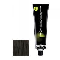 LOreal Professionnel INOA ODS2 - Краска для волос ИНОА ODS 2 без аммиака 4 шатен 60 млКраска для волос<br>Технология ODS2 - усиленное покрытие седины до 100%. 6 недель интенсивного увлажнения +50% блеска.Краска Иноа не имеет запаха и не содержит аммиака, вследствие чего она не имеет неприятного запаха и не оказывает на волосы и кожу головы негативного раздражающего и разрушающего воздействия.L`oreal Professionnel Inoa мгновенно смешивается, быстро наносится, и обеспечивает во время окрашивания полный комфорт.Обеспечивает глубокий уход за волосами.Волосы после окрашивания остаются такими же гладкими и эластичными, как и до него.Питательные и защитные компоненты, которые входят в состав краски Inoa, обеспечивают превосходный уход.Восполняя в волосе недостаток аминокислот и липидов, краска Inoa гарантирует, что волосы после ее использования будут выглядеть толще и здоровее.Краска Inoa обеспечивает волосам бесконечно долгий цвет.Вы получаете точные прогнозированные оттенки.Краска позволяет окрашивать и осветлять волосы до 3-х тонов, совершенно не портя их.Объем: 60 мл<br>