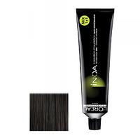 LOreal Professionnel INOA ODS2 - Краска для волос ИНОА ODS 2 без аммиака 4.07 натуральный холодный шатен 60 млКраска для волос<br>Технология ODS2 - усиленное покрытие седины до 100%. 6 недель интенсивного увлажнения +50% блеска.Краска Иноа не имеет запаха и не содержит аммиака, вследствие чего она не имеет неприятного запаха и не оказывает на волосы и кожу головы негативного раздражающего и разрушающего воздействия.L`oreal Professionnel Inoa мгновенно смешивается, быстро наносится, и обеспечивает во время окрашивания полный комфорт.Обеспечивает глубокий уход за волосами.Волосы после окрашивания остаются такими же гладкими и эластичными, как и до него.Питательные и защитные компоненты, которые входят в состав краски Inoa, обеспечивают превосходный уход.Восполняя в волосе недостаток аминокислот и липидов, краска Inoa гарантирует, что волосы после ее использования будут выглядеть толще и здоровее.Краска Inoa обеспечивает волосам бесконечно долгий цвет.Вы получаете точные прогнозированные оттенки.Краска позволяет окрашивать и осветлять волосы до 3-х тонов, совершенно не портя их.Объем: 60 мл<br>
