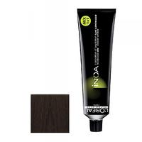 LOreal Professionnel INOA ODS2 - Краска для волос ИНОА ODS 2 без аммиака 4.56 шатен медный красное дерево-красный 60 млКраска для волос<br>Технология ODS2 - усиленное покрытие седины до 100%. 6 недель интенсивного увлажнения +50% блеска.Краска Иноа не имеет запаха и не содержит аммиака, вследствие чего она не имеет неприятного запаха и не оказывает на волосы и кожу головы негативного раздражающего и разрушающего воздействия.L`oreal Professionnel Inoa мгновенно смешивается, быстро наносится, и обеспечивает во время окрашивания полный комфорт.Обеспечивает глубокий уход за волосами.Волосы после окрашивания остаются такими же гладкими и эластичными, как и до него.Питательные и защитные компоненты, которые входят в состав краски Inoa, обеспечивают превосходный уход.Восполняя в волосе недостаток аминокислот и липидов, краска Inoa гарантирует, что волосы после ее использования будут выглядеть толще и здоровее.Краска Inoa обеспечивает волосам бесконечно долгий цвет.Вы получаете точные прогнозированные оттенки.Краска позволяет окрашивать и осветлять волосы до 3-х тонов, совершенно не портя их.Объем: 60 мл<br>