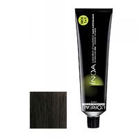LOreal Professionnel INOA ODS2 - Краска для волос ИНОА ODS 2 без аммиака 5.0 светлый шатен 60 млКраска для волос<br>Технология ODS2 - усиленное покрытие седины до 100%. 6 недель интенсивного увлажнения +50% блеска.Краска Иноа не имеет запаха и не содержит аммиака, вследствие чего она не имеет неприятного запаха и не оказывает на волосы и кожу головы негативного раздражающего и разрушающего воздействия.L`oreal Professionnel Inoa мгновенно смешивается, быстро наносится, и обеспечивает во время окрашивания полный комфорт.Обеспечивает глубокий уход за волосами.Волосы после окрашивания остаются такими же гладкими и эластичными, как и до него.Питательные и защитные компоненты, которые входят в состав краски Inoa, обеспечивают превосходный уход.Восполняя в волосе недостаток аминокислот и липидов, краска Inoa гарантирует, что волосы после ее использования будут выглядеть толще и здоровее.Краска Inoa обеспечивает волосам бесконечно долгий цвет.Вы получаете точные прогнозированные оттенки.Краска позволяет окрашивать и осветлять волосы до 3-х тонов, совершенно не портя их.Объем: 60 мл<br>