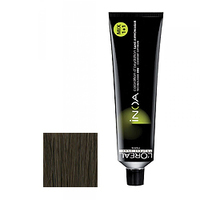 LOreal Professionnel INOA ODS2 - Краска для волос ИНОА ODS 2 без аммиака 6.11 темный блондин пепельный интенсивный 60 млКраска для волос<br>Технология ODS2 - усиленное покрытие седины до 100%. 6 недель интенсивного увлажнения +50% блеска.Краска Иноа не имеет запаха и не содержит аммиака, вследствие чего она не имеет неприятного запаха и не оказывает на волосы и кожу головы негативного раздражающего и разрушающего воздействия.L`oreal Professionnel Inoa мгновенно смешивается, быстро наносится, и обеспечивает во время окрашивания полный комфорт.Обеспечивает глубокий уход за волосами.Волосы после окрашивания остаются такими же гладкими и эластичными, как и до него.Питательные и защитные компоненты, которые входят в состав краски Inoa, обеспечивают превосходный уход.Восполняя в волосе недостаток аминокислот и липидов, краска Inoa гарантирует, что волосы после ее использования будут выглядеть толще и здоровее.Краска Inoa обеспечивает волосам бесконечно долгий цвет.Вы получаете точные прогнозированные оттенки.Краска позволяет окрашивать и осветлять волосы до 3-х тонов, совершенно не портя их.Объем: 60 мл<br>
