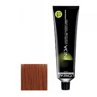 LOreal Professionnel INOA ODS2 - Краска для волос ИНОА ODS 2 без аммиака 6.46 темный блондин медно-красный 60 млКраска для волос<br>Технология ODS2 - усиленное покрытие седины до 100%. 6 недель интенсивного увлажнения +50% блеска.Краска Иноа не имеет запаха и не содержит аммиака, вследствие чего она не имеет неприятного запаха и не оказывает на волосы и кожу головы негативного раздражающего и разрушающего воздействия.L`oreal Professionnel Inoa мгновенно смешивается, быстро наносится, и обеспечивает во время окрашивания полный комфорт.Обеспечивает глубокий уход за волосами.Волосы после окрашивания остаются такими же гладкими и эластичными, как и до него.Питательные и защитные компоненты, которые входят в состав краски Inoa, обеспечивают превосходный уход.Восполняя в волосе недостаток аминокислот и липидов, краска Inoa гарантирует, что волосы после ее использования будут выглядеть толще и здоровее.Краска Inoa обеспечивает волосам бесконечно долгий цвет.Вы получаете точные прогнозированные оттенки.Краска позволяет окрашивать и осветлять волосы до 3-х тонов, совершенно не портя их.Объем: 60 мл<br>