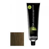 LOreal Professionnel INOA ODS2 - Краска для волос ИНОА ODS 2 без аммиака 7.0 блондин натуральный 60 млКраска для волос<br>Технология ODS2 - усиленное покрытие седины до 100%. 6 недель интенсивного увлажнения +50% блеска.Краска Иноа не имеет запаха и не содержит аммиака, вследствие чего она не имеет неприятного запаха и не оказывает на волосы и кожу головы негативного раздражающего и разрушающего воздействия.L`oreal Professionnel Inoa мгновенно смешивается, быстро наносится, и обеспечивает во время окрашивания полный комфорт.Обеспечивает глубокий уход за волосами.Волосы после окрашивания остаются такими же гладкими и эластичными, как и до него.Питательные и защитные компоненты, которые входят в состав краски Inoa, обеспечивают превосходный уход.Восполняя в волосе недостаток аминокислот и липидов, краска Inoa гарантирует, что волосы после ее использования будут выглядеть толще и здоровее.Краска Inoa обеспечивает волосам бесконечно долгий цвет.Вы получаете точные прогнозированные оттенки.Краска позволяет окрашивать и осветлять волосы до 3-х тонов, совершенно не портя их.Объем: 60 мл<br>