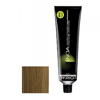 LOreal Professionnel INOA ODS2 - Краска для волос ИНОА ODS 2 без аммиака 8 светлый блондин 60 млКраска для волос<br>Технология ODS2 - усиленное покрытие седины до 100%. 6 недель интенсивного увлажнения +50% блеска.Краска Иноа не имеет запаха и не содержит аммиака, вследствие чего она не имеет неприятного запаха и не оказывает на волосы и кожу головы негативного раздражающего и разрушающего воздействия.L`oreal Professionnel Inoa мгновенно смешивается, быстро наносится, и обеспечивает во время окрашивания полный комфорт.Обеспечивает глубокий уход за волосами.Волосы после окрашивания остаются такими же гладкими и эластичными, как и до него.Питательные и защитные компоненты, которые входят в состав краски Inoa, обеспечивают превосходный уход.Восполняя в волосе недостаток аминокислот и липидов, краска Inoa гарантирует, что волосы после ее использования будут выглядеть толще и здоровее.Краска Inoa обеспечивает волосам бесконечно долгий цвет.Вы получаете точные прогнозированные оттенки.Краска позволяет окрашивать и осветлять волосы до 3-х тонов, совершенно не портя их.Объем: 60 мл<br>