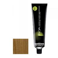 LOreal Professionnel INOA ODS2 - Краска для волос ИНОА ODS 2 без аммиака 8.34 светлый блондин золотисто-медный 60 млКраска для волос<br>Технология ODS2 - усиленное покрытие седины до 100%. 6 недель интенсивного увлажнения +50% блеска.Краска Иноа не имеет запаха и не содержит аммиака, вследствие чего она не имеет неприятного запаха и не оказывает на волосы и кожу головы негативного раздражающего и разрушающего воздействия.L`oreal Professionnel Inoa мгновенно смешивается, быстро наносится, и обеспечивает во время окрашивания полный комфорт.Обеспечивает глубокий уход за волосами.Волосы после окрашивания остаются такими же гладкими и эластичными, как и до него.Питательные и защитные компоненты, которые входят в состав краски Inoa, обеспечивают превосходный уход.Восполняя в волосе недостаток аминокислот и липидов, краска Inoa гарантирует, что волосы после ее использования будут выглядеть толще и здоровее.Краска Inoa обеспечивает волосам бесконечно долгий цвет.Вы получаете точные прогнозированные оттенки.Краска позволяет окрашивать и осветлять волосы до 3-х тонов, совершенно не портя их.Объем: 60 мл<br>