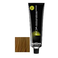 LOreal Professionnel INOA ODS2 Blonds Prives - Краска для волос ИНОА ODS 2 без аммиака, 8.40 - светлый блондин медный глубокий 60 млКраска для волос<br>Технология ODS2 - усиленное покрытие седины до 100%. 6 недель интенсивного увлажнения +50% блеска.Краска Иноа не имеет запаха и не содержит аммиака, вследствие чего она не имеет неприятного запаха и не оказывает на волосы и кожу головы негативного раздражающего и разрушающего воздействия.L`oreal Professionnel Inoa мгновенно смешивается, быстро наносится, и обеспечивает во время окрашивания полный комфорт.Обеспечивает глубокий уход за волосами.Волосы после окрашивания остаются такими же гладкими и эластичными, как и до него.Питательные и защитные компоненты, которые входят в состав краски Inoa, обеспечивают превосходный уход.Восполняя в волосе недостаток аминокислот и липидов, краска Inoa гарантирует, что волосы после ее использования будут выглядеть толще и здоровее.Краска Inoa обеспечивает волосам бесконечно долгий цвет.Вы получаете точные прогнозированные оттенки.Краска позволяет окрашивать и осветлять волосы до 3-х тонов, совершенно не портя их.Объем: 60 мл<br>