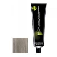 LOreal Professionnel INOA ODS2 - Краска для волос ИНОА ODS 2 без аммиака 9.11 очень светлый блондин холодный пепел 60 млСредства для ухода за волосами<br>Технология ODS2 - усиленное покрытие седины до 100%. 6 недель интенсивного увлажнения +50% блеска.Краска Иноа не имеет запаха и не содержит аммиака, вследствие чего она не имеет неприятного запаха и не оказывает на волосы и кожу головы негативного раздражающего и разрушающего воздействия.L`oreal Professionnel Inoa мгновенно смешивается, быстро наносится, и обеспечивает во время окрашивания полный комфорт.Обеспечивает глубокий уход за волосами.Волосы после окрашивания остаются такими же гладкими и эластичными, как и до него.Питательные и защитные компоненты, которые входят в состав краски Inoa, обеспечивают превосходный уход.Восполняя в волосе недостаток аминокислот и липидов, краска Inoa гарантирует, что волосы после ее использования будут выглядеть толще и здоровее.Краска Inoa обеспечивает волосам бесконечно долгий цвет.Вы получаете точные прогнозированные оттенки.Краска позволяет окрашивать и осветлять волосы до 3-х тонов, совершенно не портя их.Объем: 60 мл<br>