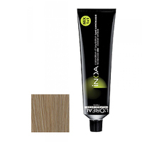 LOreal Professionnel INOA ODS2 - Краска для волос ИНОА ODS 2 без аммиака 9.2 очень светлый блондин перламутровый 60 млКраска для волос<br>Технология ODS2 - усиленное покрытие седины до 100%. 6 недель интенсивного увлажнения +50% блеска.Краска Иноа не имеет запаха и не содержит аммиака, вследствие чего она не имеет неприятного запаха и не оказывает на волосы и кожу головы негативного раздражающего и разрушающего воздействия.L`oreal Professionnel Inoa мгновенно смешивается, быстро наносится, и обеспечивает во время окрашивания полный комфорт.Обеспечивает глубокий уход за волосами.Волосы после окрашивания остаются такими же гладкими и эластичными, как и до него.Питательные и защитные компоненты, которые входят в состав краски Inoa, обеспечивают превосходный уход.Восполняя в волосе недостаток аминокислот и липидов, краска Inoa гарантирует, что волосы после ее использования будут выглядеть толще и здоровее.Краска Inoa обеспечивает волосам бесконечно долгий цвет.Вы получаете точные прогнозированные оттенки.Краска позволяет окрашивать и осветлять волосы до 3-х тонов, совершенно не портя их.Объем: 60 мл<br>
