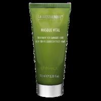 La Biosthetique Natural Cosmetic Masque Vital - Крем-маска для натуральных поврежденных волос 100 млМаски для волос<br>Masque Vital – идеальный уход для тех, чьи волосы утомлены и истощены, и кто ценит чистейшие природные составляющие средств ухода. Концентрированный комплекс натуральных активных веществ восстанавливает структуру волос изнутри, придает волосам чарующий блеск и жизненную силу. Masque Vital не содержит искусственных красителей и отдушек, а также синтетических веществ, силиконов и парабенов. С чистейшими ингредиентами от самой природы. Структура волос регенерирует. Придает великолепный блеск. Без консервантов.Применение: равномерно распределить по чистым волосам, оставить на 10 минут для воздействия, тщательно смыть.Объем: 100 мл<br>