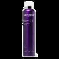 La Biosthetique Styling Powder Spray - Спрей-пудра для быстрого создания объёма 200 мл 110245Укладочные средства<br>Описание продукта: Аэрозольная пудра дарит волосам мгновенный объем и ощущение легкости. Подчеркивает текстуру и форму прически, обеспечивает матовый финиш, устраняет нежелательный блеск.Применение: На достаточном расстоянии распылите на корни волос, затем пальцами сформируйте укладку. Используйте только на сухих волосах!Важно: Перед применением и во время укладки тщательно встряхивайте флакон.Объем: 200 мл<br>