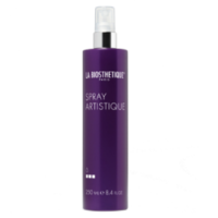 La Biosthetique Styling Spray Artistique - Неаэрозольный лак для волос экстрасильной фиксации 250 млУкладочные средства<br>Описание продукта: Spray Artistique обеспечивает прическе экстрасильную фиксацию, одновременно ухаживая за волосами.Действие: Экстрасильный неаэрозольный лак очень быстро высыхает. Образует тонкую прозрачную пленку вокруг волоса, которая беспрепятственно и быстро удаляется расческой.Объем: 250 мл<br>