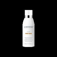 La Biosthetique Methode Fine Fluide Fine Hair - Флюид для тонких волос, сохраняющий объем 100 млСредства для защиты волос<br>Ergines B – укрепляет структуру волосяного стержня, наделяет силой и обеспечивает дополнительный объем у корней. Волосы легче расчесываются и обретают здоровый блеск. УФ-фильтр защищает от агрессивного воздействия ультрафиолетового излучения. Способствует увеличению объема у корней. Придает волосам больше блеска. Содержит УФ-фильтр.Применение:Используется в качестве облегченного финишного средства с моментальной защитой или в качестве дополнения к более сильному укрепляющему финишному продукту. Равномерно нанесите на чистые влажные волосы, не смывайте.Объем: 100 мл<br>