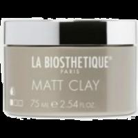 La Biosthetique Styling Matt Clay - Структурирующая и моделирующая паста для матовых образов 75 мл