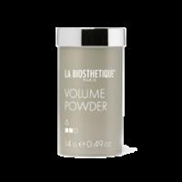 """La Biosthetique Styling Volume Powder - Пудра для придания объема тонким волосам 14 млУкладочные средства<br>Описание товара: Volume Powder – высокотехнологичная ультратонкая пудра, которая мгновенно дарит прическе объем, текстуру и устойчивость. Волосы не утяжеляются и не склеиваются. Пудра совершенно невидима! Моментально преображает ослабленные тонкие волосы. Идеально для стиля """"bedhead"""" и фиксации высоких причесок. Удобно брать с собой. 24-часовое действие.Применение: Небольшое количество средства нанесите на корни волос и слегка разотрите.Объем: 14 мл<br>"""