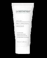 La Biosthetique Structure Tricoprotein Masque - Увлажняющая маска для сухих волос с мгновенным эффектом 100 млМаски для волос<br>Описание продукта: Увлажняющая маска для сухих волос с мгновенным эффектом это интенсивное восстановление с глубоким увлажнением. Гидроактивные вещества, экстракт черного овса и микроэлементы восстанавливают баланс влажности на более продолжительное время. Оказывает интенсивное увлажнение. Защищает от пересыхания. В течение нескольких минут волосы становятся послушными и эластичными. Применение 1–2 раза в неделю.Применение:После мытья распределить порцию средства размером с лесной орех по всей поверхности волос, прочесать, оставить для воздействия на 1–3 минуты; тщательно смыть.Объем: 100 млРезультат:Максимальная эластичность, изумительный блеск и облегчение укладки для ломких волос.<br>