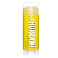 Hurraw Lemon Lip Balm - Бальзам для губ лимон