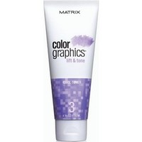 Matrix Colorgraphics Lift & Tone Cool Toner - Тонер холодный 118 мл