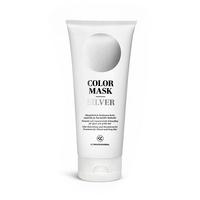 KC Professional Color Mask Silver - Маска, восстанавливающая цвет и структуру волос холодного светлого оттенка - оттенок Серебро 200 мл