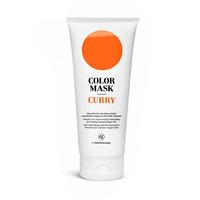 KC Professional Color Mask Curry - Маска, восстанавливающая цвет и структуру волос медного оттенка - оттенок Карри 200 мл