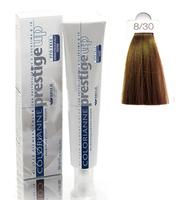 Brelil Крем-краска Colorianne Prestige UP  8/30 Натуральный золотистый светлый блондин