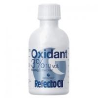RefectoCil Oxidant - Оксидант для краски жидкий 3 % 50 млКраска для бровей и ресниц<br>Окислитель RefectoCil3% имеет специально разработанную форму для использования с красками для ресниц и бровейRefectoCil.Способ применения:Добавьте 10 капель RefectoCil оксиданта 3% и 2 см краски, перемешайте используя палочку аппликатор. После нанесите пасту следуя инструкции по использованию RefectoCil краски для ресниц и бровей.<br>