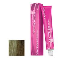 Matrix Socolor.beauty - Стойкая крем-краска 8N блондин светлый 90 млКраска для волос<br>Крем-краска для волос SoColor.beauty для бережного и стойкого окрашивания волос. Используя краску SoColor.beauty, можно не волноваться за полученный результат – он всегда будет идеальным. Краска легко наносится, быстро смывается и имеет приятный фруктовый аромат. С крем-краской от Matrix ваши волосы станут удивительно гладкими, блестящими и сильными. Краска великолепно закрашивает седину и надолго сохраняет стойкий цвет волос.Объем: 90 мл<br>