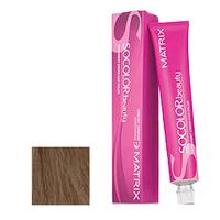Matrix Socolor.beauty - Стойкая крем-краска 9N блондин очень светлый 90 млКраска для волос<br>Крем-краска для волос SoColor.beauty для бережного и стойкого окрашивания волос. Используя краску SoColor.beauty, можно не волноваться за полученный результат – он всегда будет идеальным. Краска легко наносится, быстро смывается и имеет приятный фруктовый аромат. С крем-краской от Matrix ваши волосы станут удивительно гладкими, блестящими и сильными. Краска великолепно закрашивает седину и надолго сохраняет стойкий цвет волос.Объем: 90 мл<br>