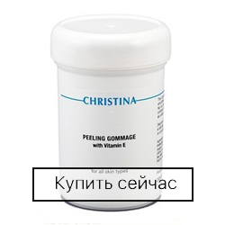 Пилинг гоммаж с вит Е Christina Peeling Gommage with Vitamin