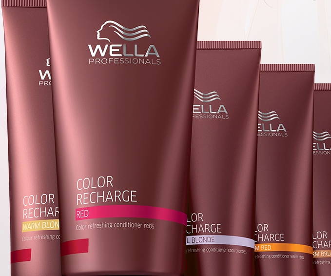 Wella-косметика для волос