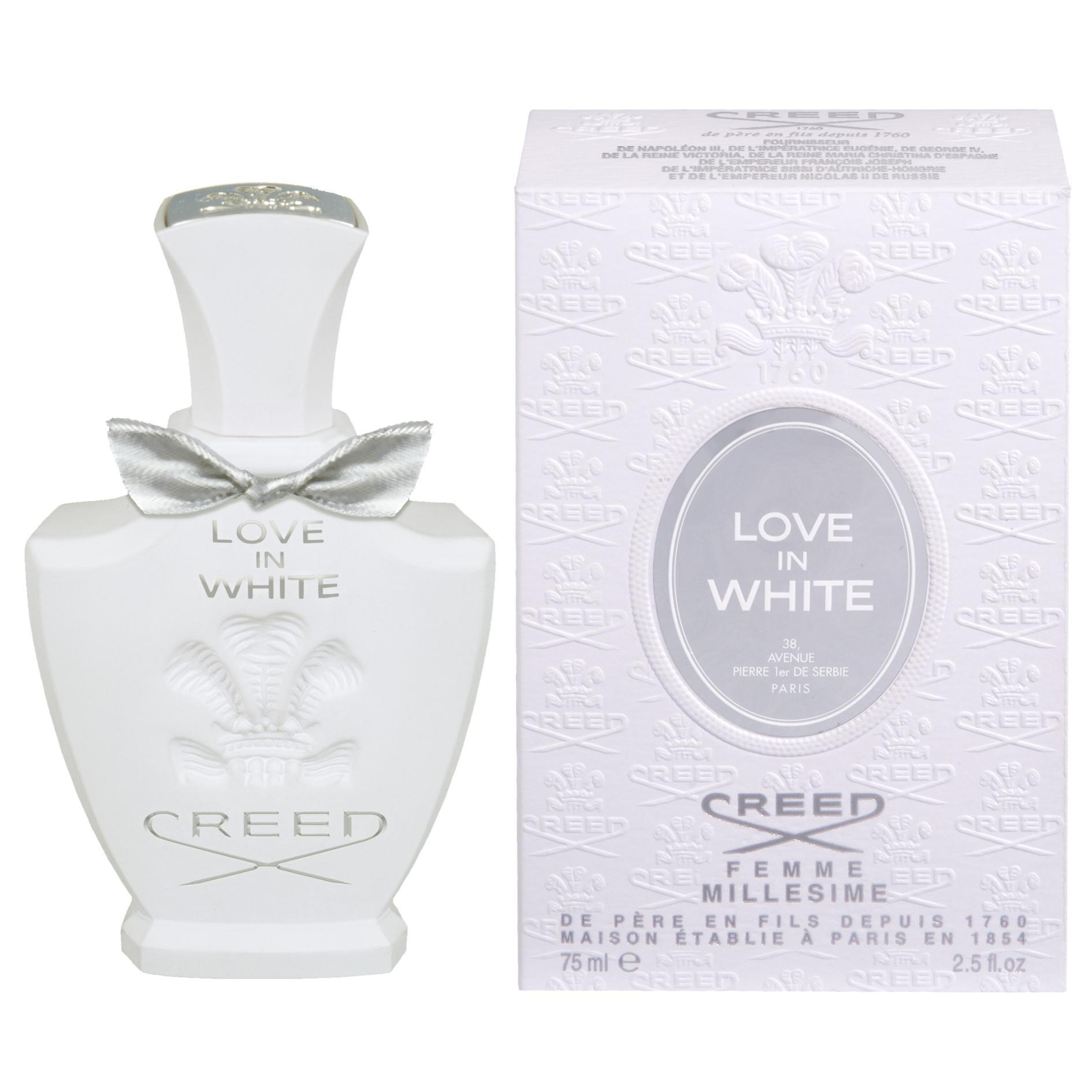 Love in White от Creed
