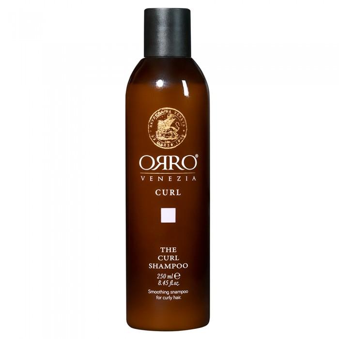 ORRO Curl Shampoo