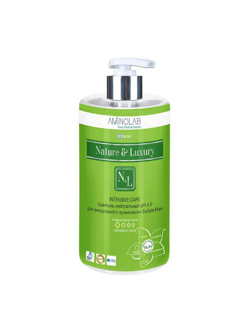 Nature & Luxury Volume Shampoo