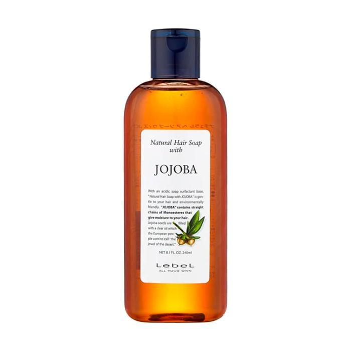 Lebel Natural Hair Soap Treatment Jojoba