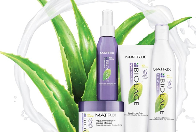 Косметика Matrix Biolage