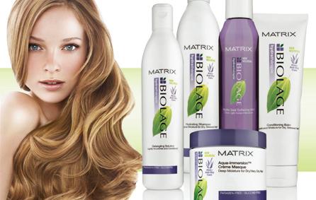 Косметика для волос matrix biolage (матрикс биолаж) в интернет-магазине maroshka.