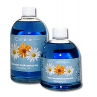Cristaline Cleansing Oil Calendula and camomile - Масло очищающее после депиляции 250 мл