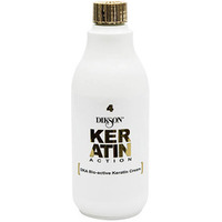 Dikson Keratin Action BioActive Keratin Shampoo №3 - Биоактивный Кератиновый шампунь 250 мл