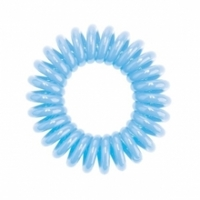 HH Simonsen Hair Bobbles - Резинка для волос голубая (3 шт.)