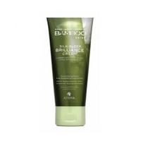 Alterna Bamboo Luminous Shine Silk-Sleek Brilliance Cream - Несмываемый крем для сияния и блеска волос 40 мл