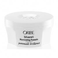"""Oribe Silverati Illuminating Pomade - Помада-блеск для окрашенных в пепельный и седых волос """"Благородство серебра"""" 50 мл"""