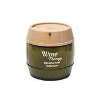 Holika Holika Wine Therapy Sleeping Mask White Wine - Маска-желе винная ночная 120 мл