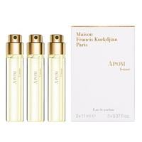 Maison Francis Kurkdjian Apom Pour Femme For Women - Набор парфюмерная вода 3*11 мл