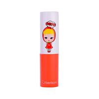 Berrisom Oops Angel Lip Tatoo Sunshine Marigold - Жидкий гель для губ с тату эффектом 06