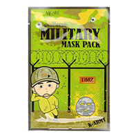 Mijin Cosmetics Military Mask - Маска для лица мужская 25 г