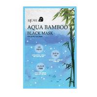 Mijin Cosmetics Aqua Bamboo Black Mask - Маска для лица черный бамбук 25 г