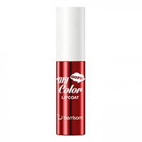 Berrisom Oops My Color Lip Coat Enamel Morange Red - Тинт для губ тон 03