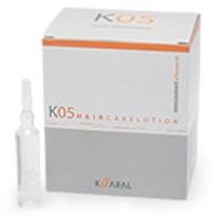 Kaaral К05 Lozione Seboequilibrante - Лосьон для восстановления баланса секреции сальных желез ( лосьон для жирной кожи головы ) 12*10 мл