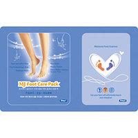 Mijin Cosmetics Foot Care Pack - Маска для ног с гиалуроновой кислотой 22 г