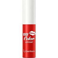 Berrisom Oops My Color Lip Coat Velvet Coral Flash - Тинт для губ тон 03